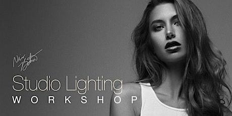 Exclusive Studio Lighting Workshop, Boston tickets