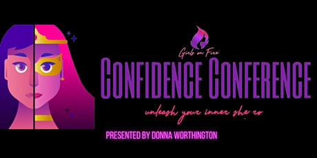 Girls on Fire Confidence Conference 2021 tickets