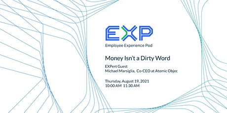 Money Isn't a Dirty Word with Michael Marsiglia tickets