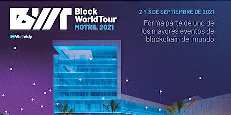 Block World Tour entradas