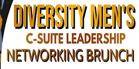ABCC Diversity Men's C-Suite Leadership Networking Brunch tickets