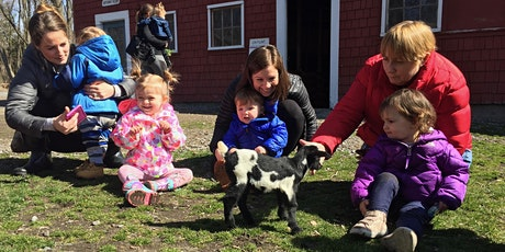 Goats & Giggles 7/25 | 3:30pm -4:30pm | (1-5 years) tickets