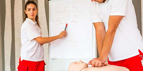 Red Cross First Aid / CPR / AED Instructor Certification Training tickets