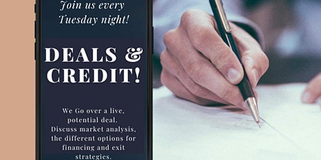 Local Real Estate Investing Analyzing Deal Workshop - Live Webinar tickets
