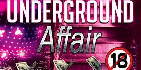 Underground Affairs tickets