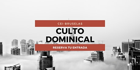 Culto Dominical 11H00 - 13H00 tickets