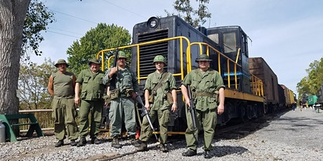 Salute to Veterans Train Rides tickets