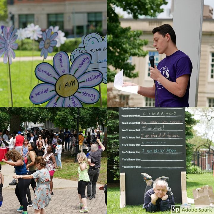 Waltham's 2nd Mental Health Awareness Event image
