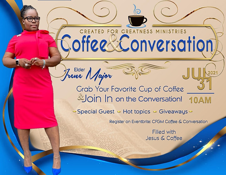 CFGM Coffee & Conversation image