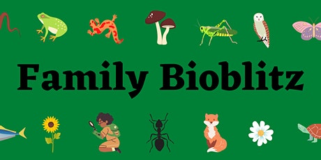 Family Bioblitz at Fanshawe Conservation Area tickets