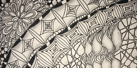 Zentangle Mindful Drawing Free Class tickets
