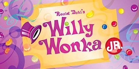 Willy Wonka JR tickets