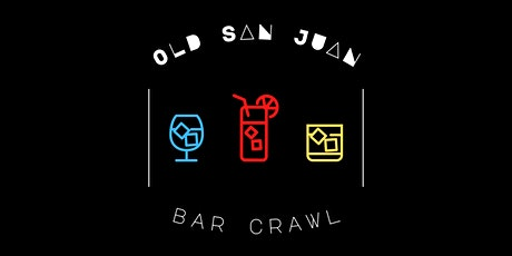 Old San Juan Bar Crawl entradas