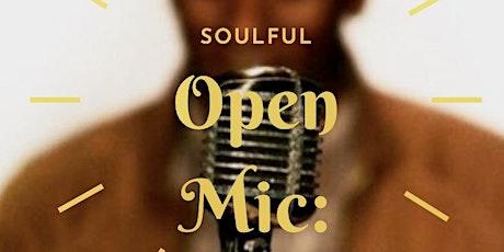 Soulful: Open Mic tickets