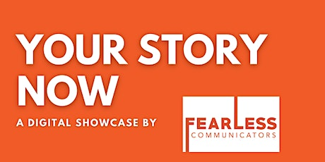 YOUR STORY NOW SHOWCASE - Australasia 2021 tickets