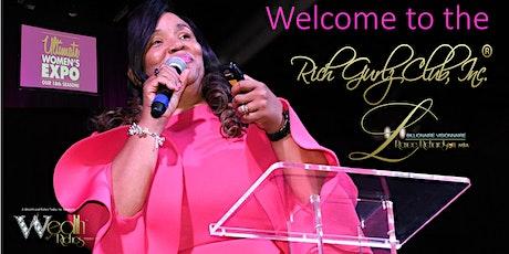L. Renee's Rich Gurlz Club Inc. Billion Dollar Miracle Mondays tickets