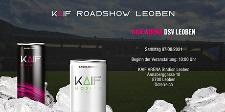 Kaif Roadshow Leoben Tickets