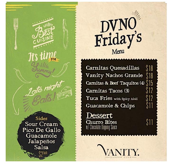 DVNO Fridays at Vanity - FREE Guestlist* image