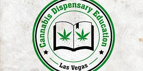 Cannabis Dispensary Education Webinar August 21: Get Marijuana Industry Job tickets