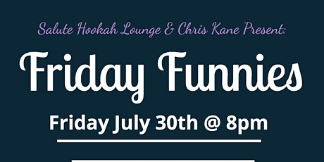 Friday Funnies July Show tickets