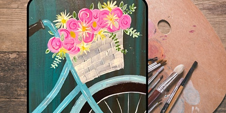 Coffee & Canvas: Enjoy The Ride tickets