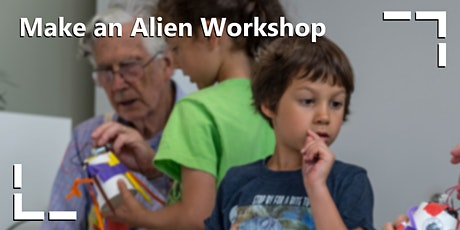Make an Alien Workshop tickets