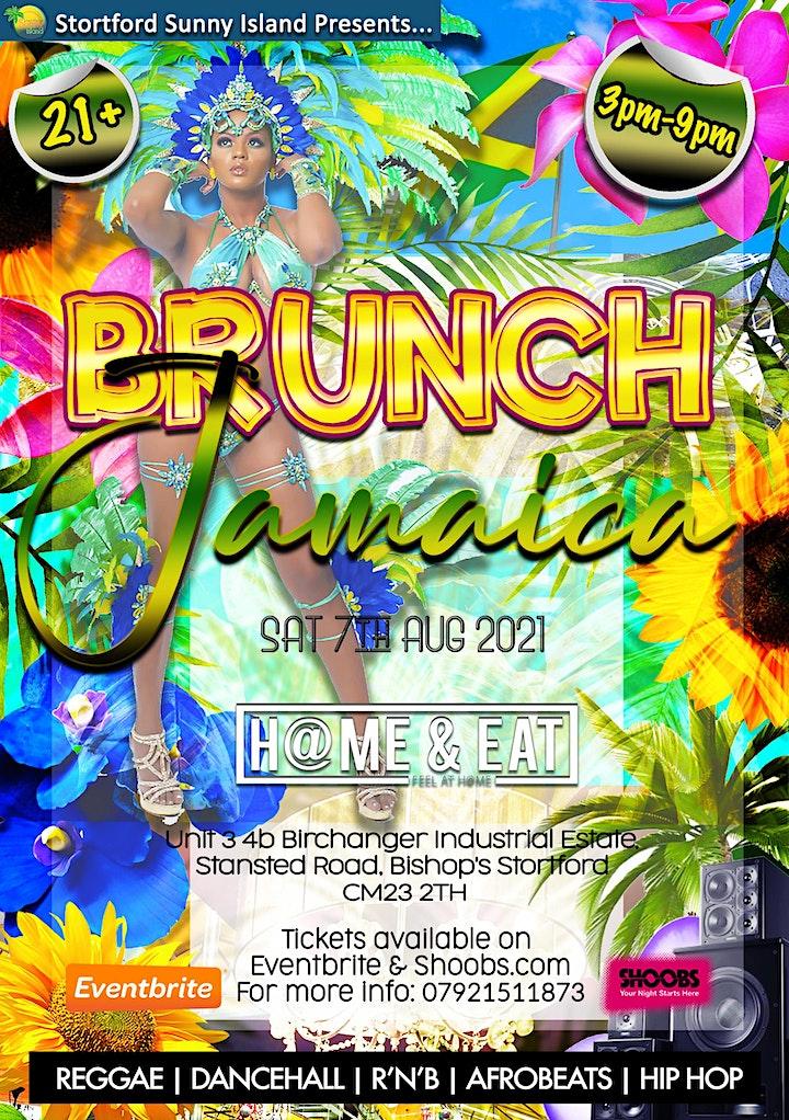 Brunch Jamaica & Day party (Bishop Stortford) image
