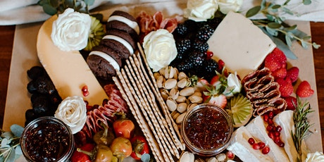 Wine Tasting & Charcuterie Event tickets