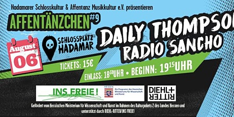 Hadamarer Schlosskultur presents: Affentänzchen #9 Tickets