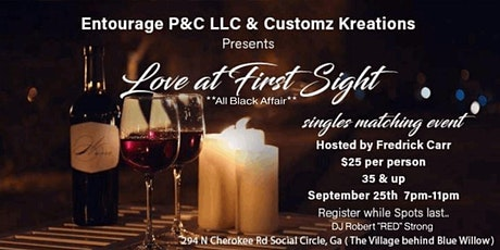 Love At First Sight tickets