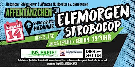 Hadamarer Schlosskultur presents: Affentänzchen #10 Tickets