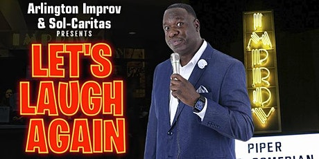 Let's Laugh Again with Piper the Comedian (Comedy Show) tickets