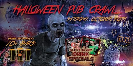 PACIFIC BEACH ZOMBIE CRAWL - Halloween Pub Crawl - OCT 30th tickets