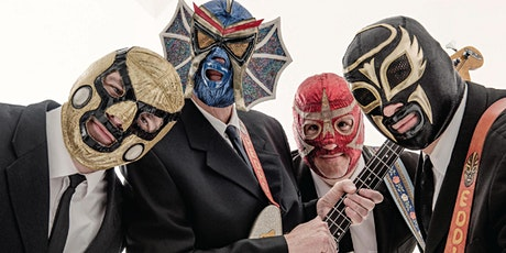 LOS STRAITJACKETS -  Music in Mundy Park Outdoor Concert tickets