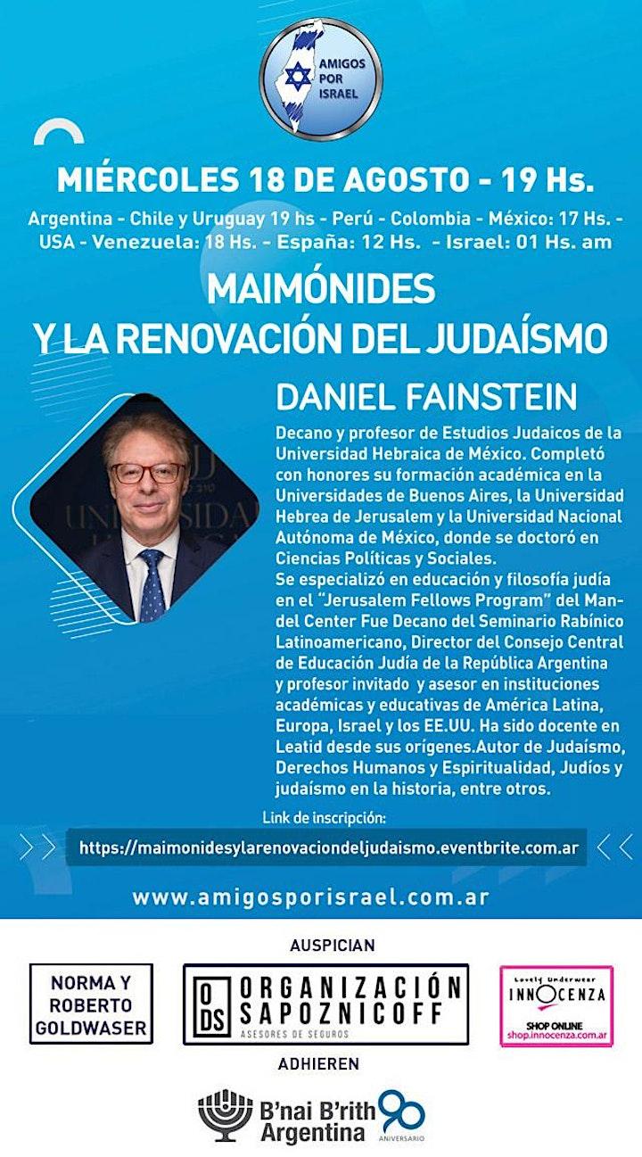 Imagen de MAIMÓNIDES Y LA RENOVACIÓN DEL JUDAÍSMO