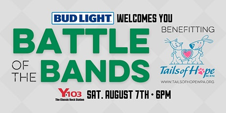Battle of the Bands tickets