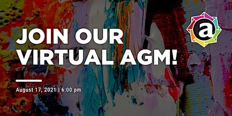 Kamloops Arts Council Virtual AGM tickets