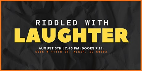 Riddled With Laughter tickets