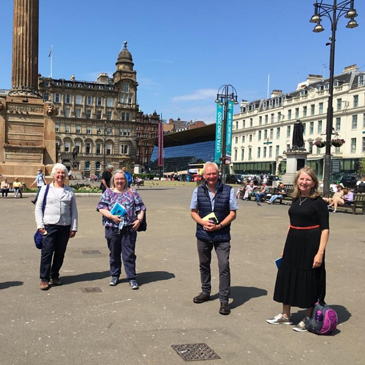 Glasgow Glorious and Gruesome: A Tale of Two Cities image
