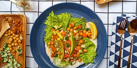 Zoom Cooking Social: Vegan lettuce tacos tickets
