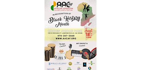 African American Culture & Arts Festival tickets