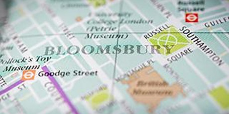 Bloomsbury – A Muslim History Guide Tour tickets