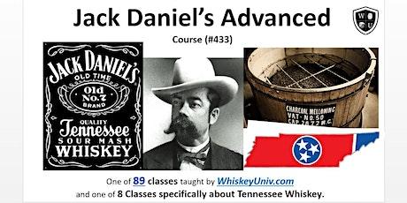Jack Daniel's ADVANCED Tasting Class (Course #433) tickets
