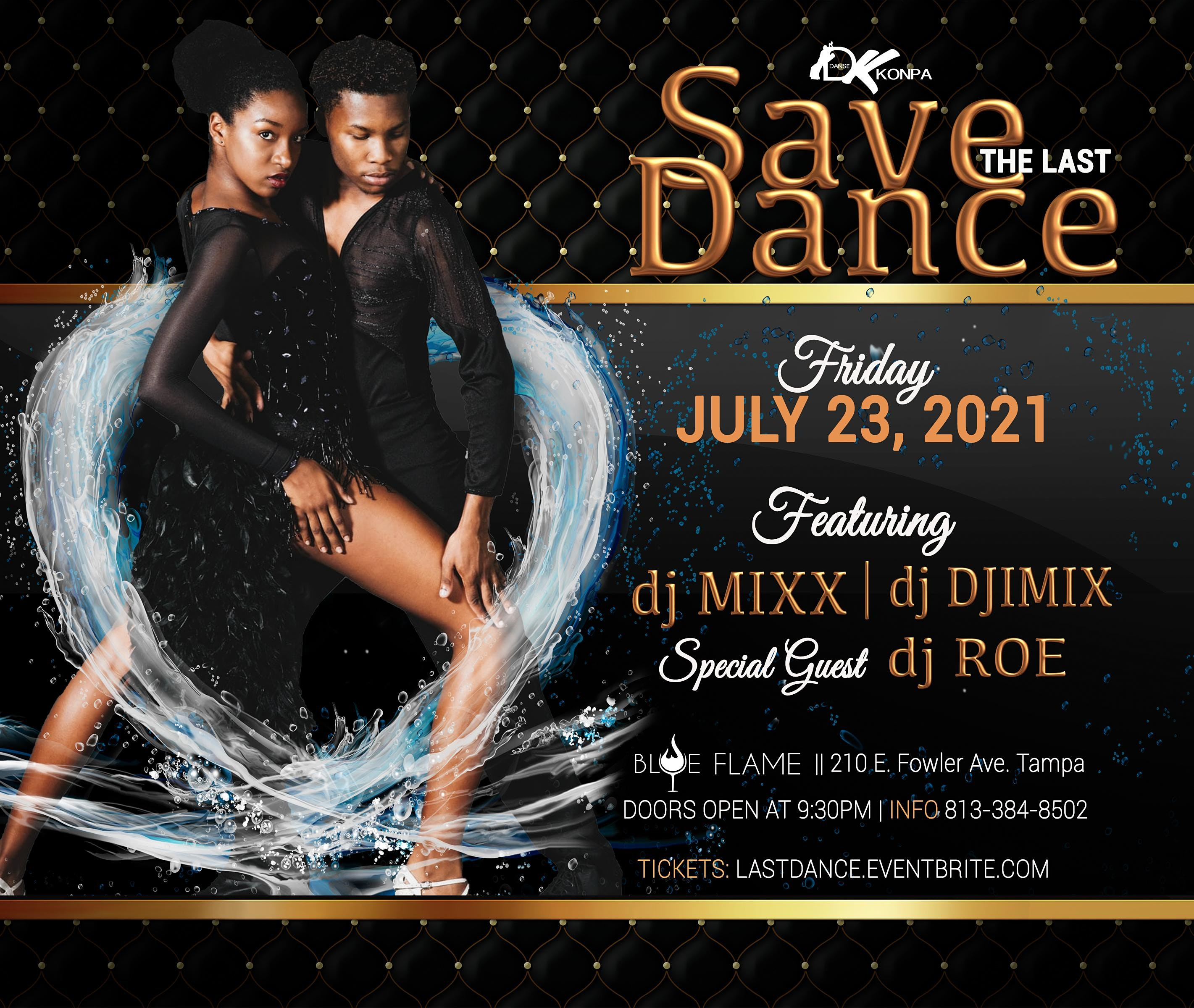 Save The Last Dance - Summer Edition
