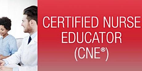 Certified Nurse Educator®(CNE/CNEcl) Next Steps Webinar  *FREE* tickets
