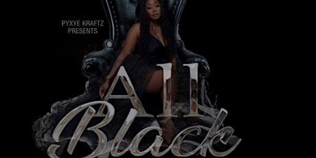 PyxyeKraftz presents The All Black Gala tickets