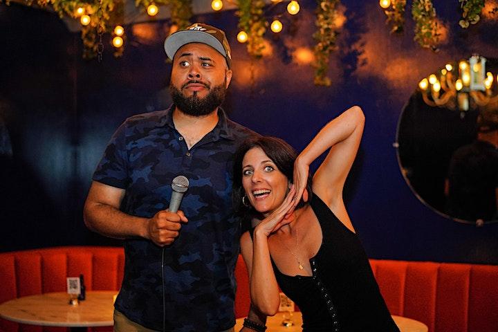 SCHMOOZE. A Comedy Show. image