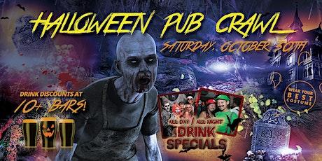 SAN DIEGO HALLOWEEN PUB CRAWL - OCT 30th tickets