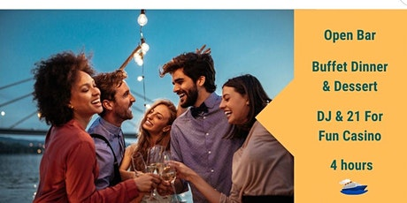 Networking Booze Cruise tickets