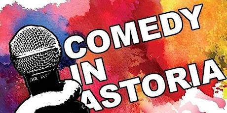 Comedy In Astoria tickets